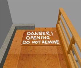 dangeropening